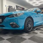 "Mazda 3 - Full Colour Change ""Lagoon Blue"""